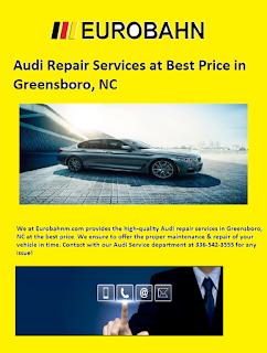 Porsche service greensboro
